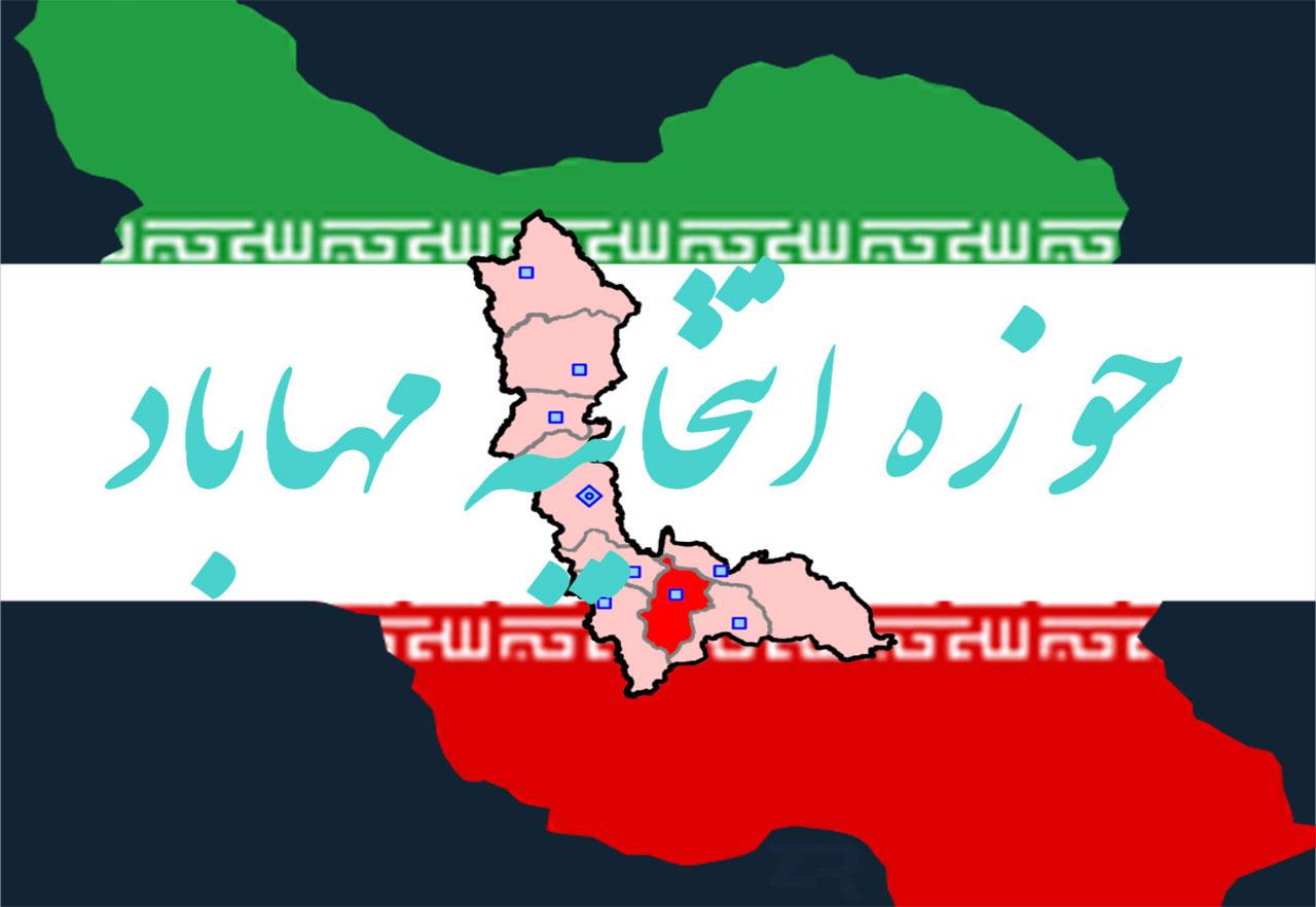 حوزه انتخابیه مهاباد