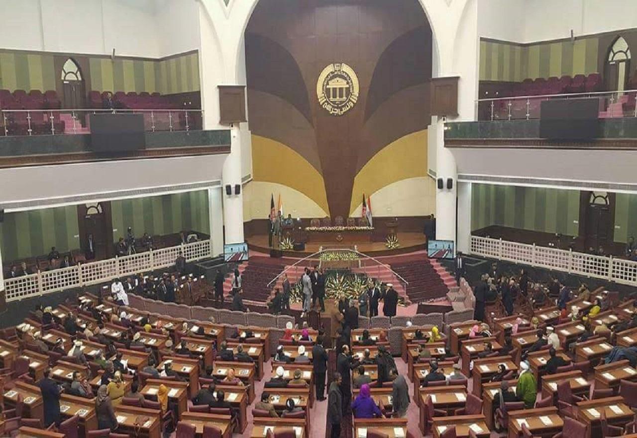 انتخابات مجلس افغانستان