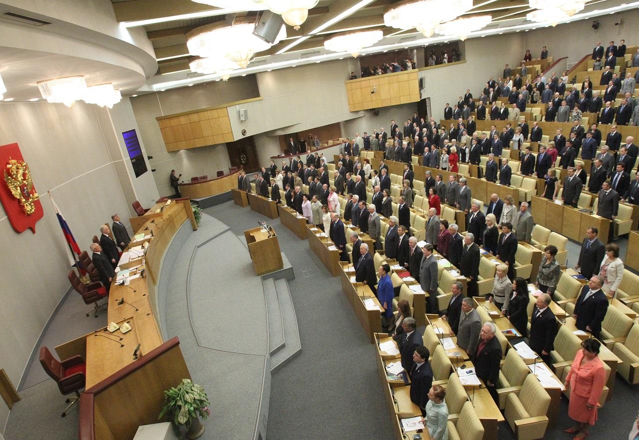 انتخابات مجلس روسیه